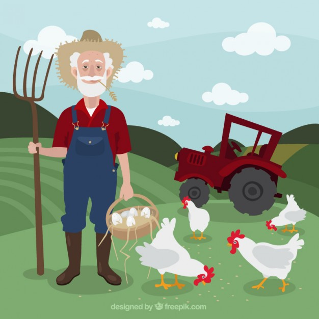 Kmetijska mehanizacija vam olajša delo na kmetiji