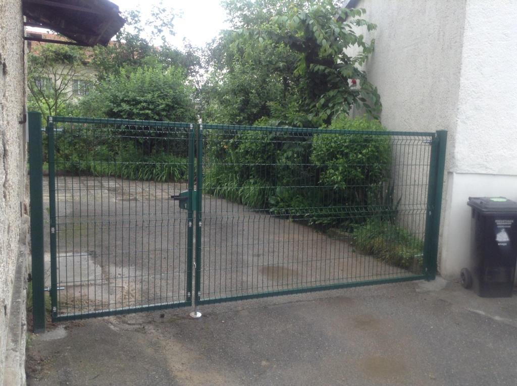Kakovostna vrtna vrata