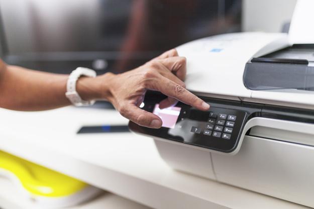 Najem tiskalnikov