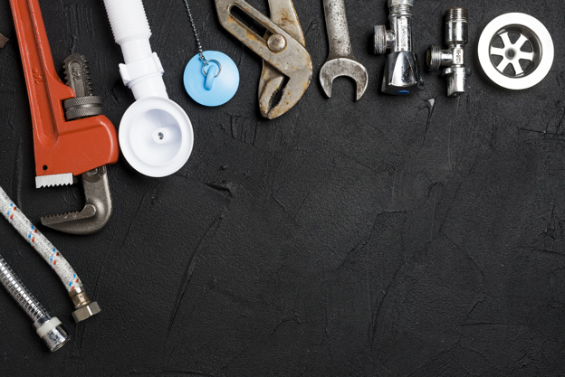 Vodovodne cevi so osnovna komponenta hišnega vodovoda