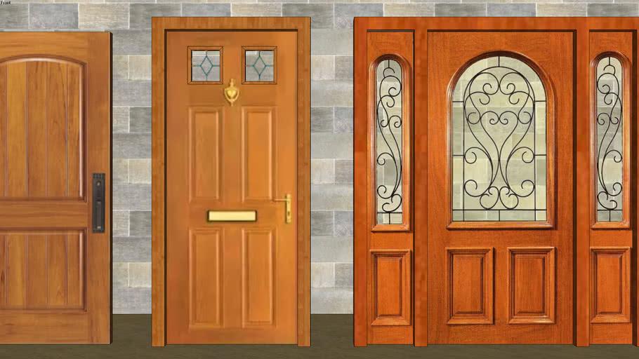 Nakup notranjih in vhodnih vrat