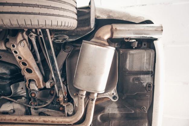 Škodljive snovi v izpušnih plinih osebnih vozil