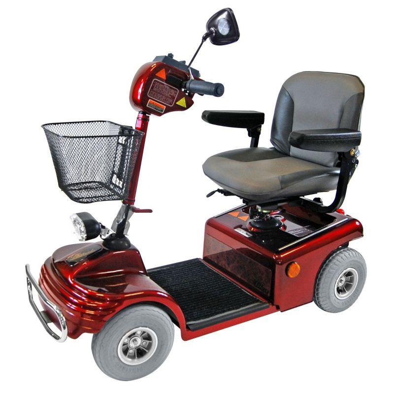 Kakšen invalidski skuter je najbolj dobrodošel